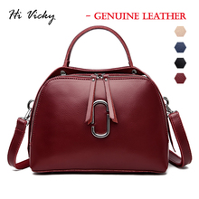 Real Genuine Leather Handbags 2019 Luxury Brand Handbags Women Bags Designer Female Crossbody Bags Women Shoulder Bag Red Ladies цена в Москве и Питере