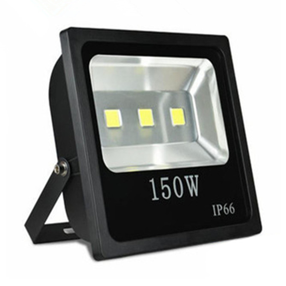 outdoor lamp AC85-265V 100w 150w 200W LED Floodlight Waterproof IP66 Warm/Cool White