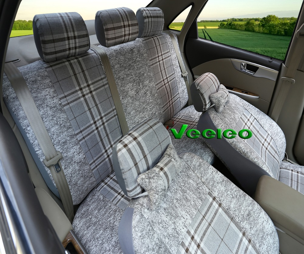 veeleo universal car seat cover car covers for renault logan megane 2 sandero fluence duster. Black Bedroom Furniture Sets. Home Design Ideas