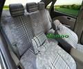 Veeleo + Universal Tampa de Assento Do Carro Do Carro-Capas Para Renault Logan Scenic Laguna Megane 2 Fluence Duster Sandero Captur 3D Tecido De Linho