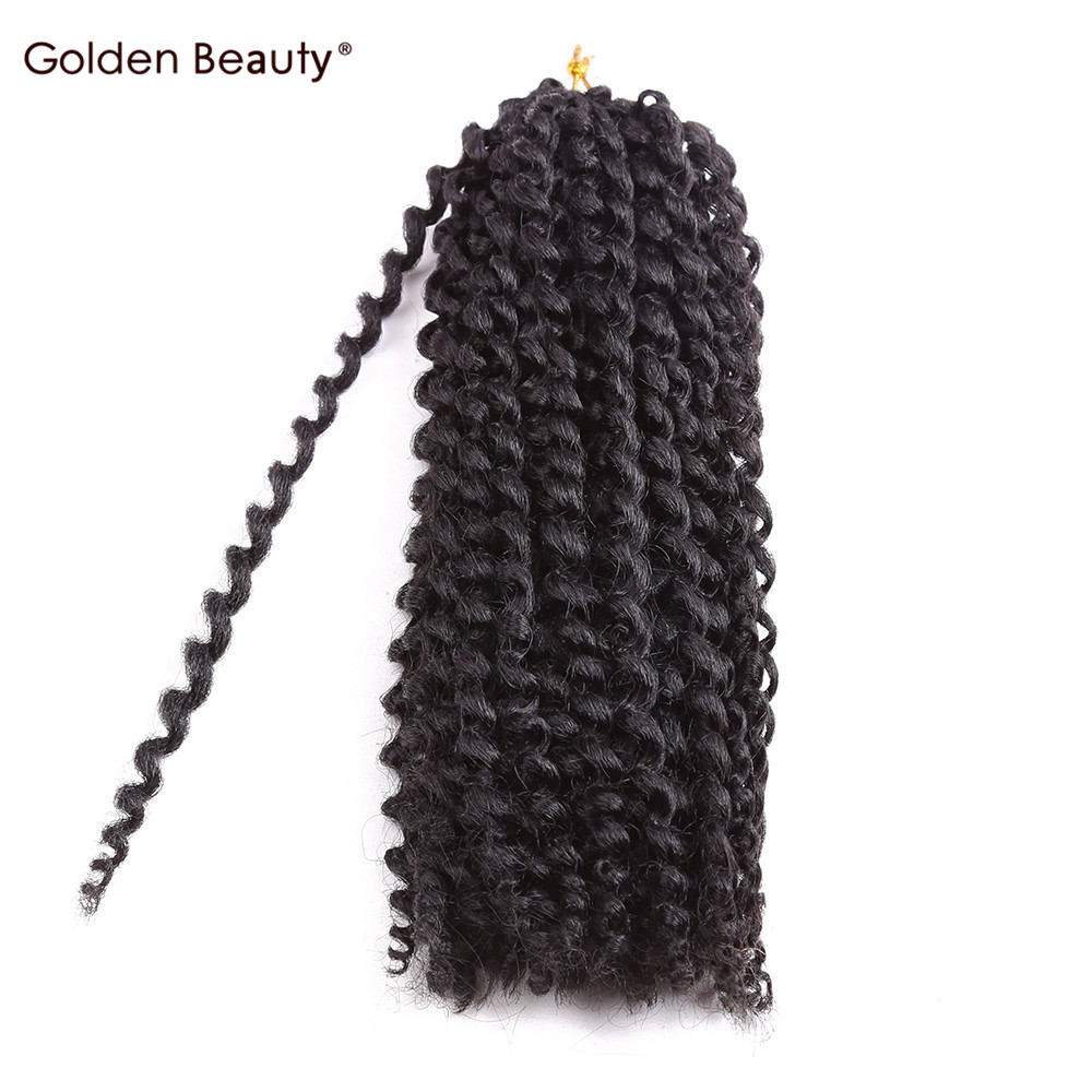 Aliexpress.com : Buy 12inch Curly Synthetic Braiding Hair ...
