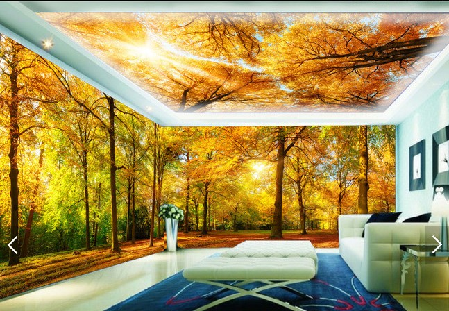 Online Get Cheap Forest Themed Bedroom  Aliexpress com   Alibaba Group Trees Wallpaper Landscape Mural 3D Office Theme Hotel Hotel Restaurant  Living Room Bedroom Green Tree Forest. Forest Themed Bedroom. Home Design Ideas