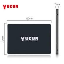 YUCUN SATAIII SSD 16GB 32GB Internal Solid State Drive 2.5 inch HDD Hard Drive for Laptop Desktop Industrial PC