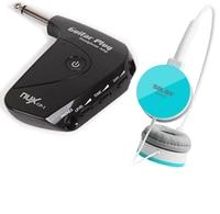 Nux Gp 1 Electric Guitar Amplifier Multi Effects Guitar Pedal Guitar Plug Headphone Amp Heavy Bass