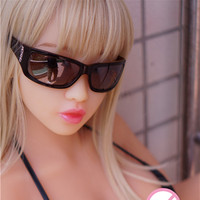 135cm Small Breast Sex Doll Doll 4ever Bella Realistic Skin With Skeleton Anal/oral/vagina Love Doll Sex Silicone Doll For Man