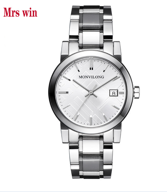Mrs win Men Fashion Classic Top Brand Quartz Watch Multifunction Hot sell Watches 9000 9100 model