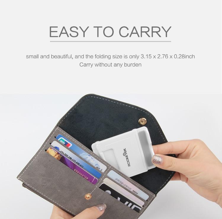 Rocketek Regulowany Składany Telefon komórkowy Tablet Biurko Stojak Uchwyt Smartphone Uchwyt Telefonu komórkowego dla iPad Samsung iPhone 4