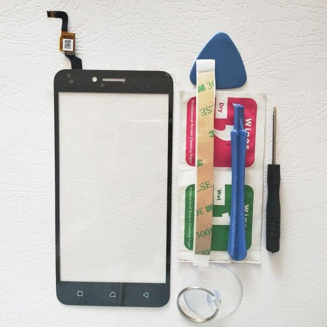 BINYEAE 5.0 ''Touch Screen Màn Hình Đối Với Lenovo Vibe K5 Cộng Với A6020 A6020a40 A6020a46 Digitizer Cảm Ứng Ống Kính Chỉnh Glass Cảm Biến + Công Cụ