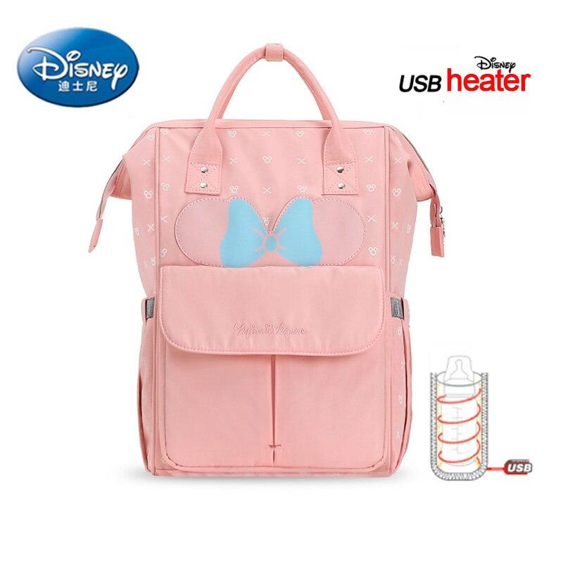 Diaper bag backpack USB Bottle Feeding Travel Backpack Baby Bags For Mom Storage Bag Mummy Bags
