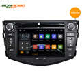 2Din Android 5.1.1 Car DVD For Toyota Rav4 1024*600 Capacitive Touch Screen 1.6Ghz CPU GPS Navigation Flash Radio FM RDS BT