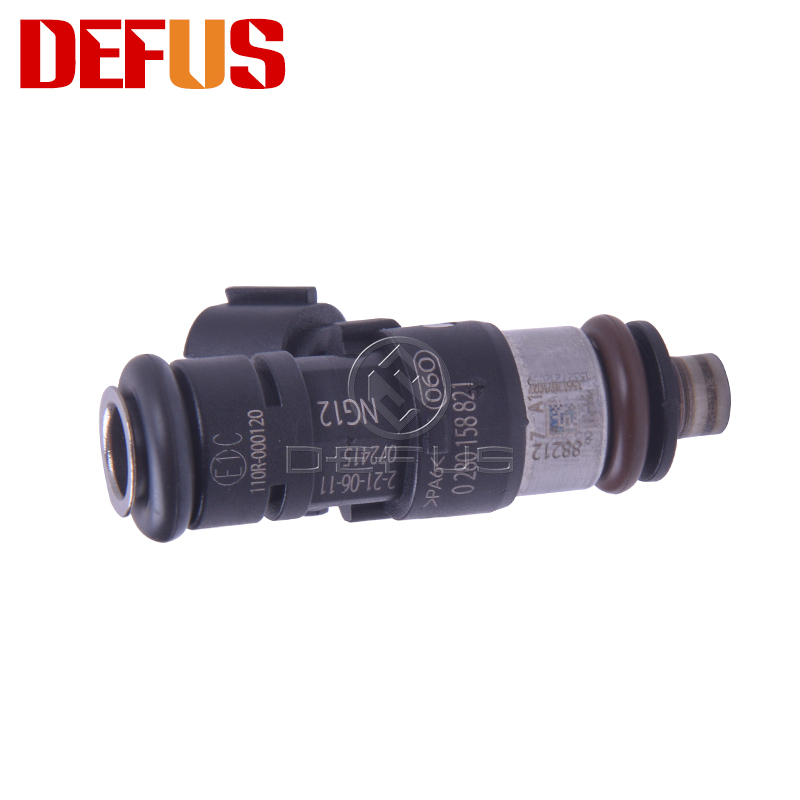 1x 2200CC 210lb 0280158821 Fuel Injector Nozzle EV1 LPG E85 Alcohol Natural  Gas Methane Petrol For Racing Engine Injection Bico