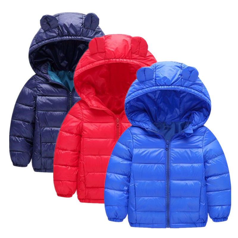 New Hot Selling Children Winter Coat Kids Thicken Jacket Boys Girls Warm Hooded Outerwear Winter Cotton Jacket Clothes children winter coats jacket baby boys warm outerwear thickening outdoors kids snow proof coat parkas cotton padded clothes