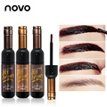 Eye Brow Tattoo Tint Waterproof Long-lasting Peel Off Dye Eyebrow Gel Cream Mascara Make Up Pen Korean Cosmetics NOVO Eye Makeup