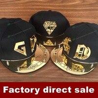 49327362f3c Fashion Trendy Korea Bigbang Hat GD Letter Cap G-dragon Spike Studs Rivet  3D acrylic