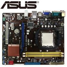 ASUS M2N68-AM SE2 рабочего Материнская плата 7025 630a разъем AM2 AM2+ для Athlon 64 64X2 64 FX Sempron DDR2 4G б/у