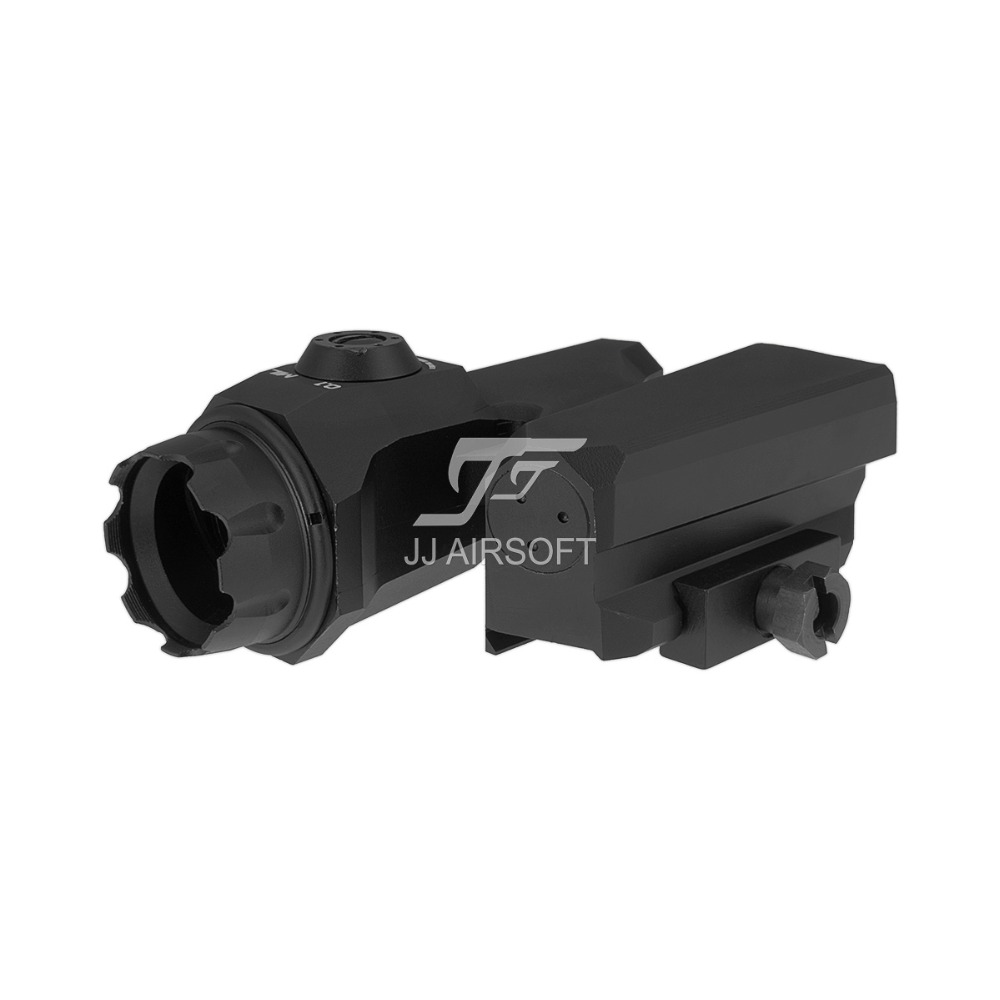 ACI LPD EVO 6X Rifle Scope (Black)