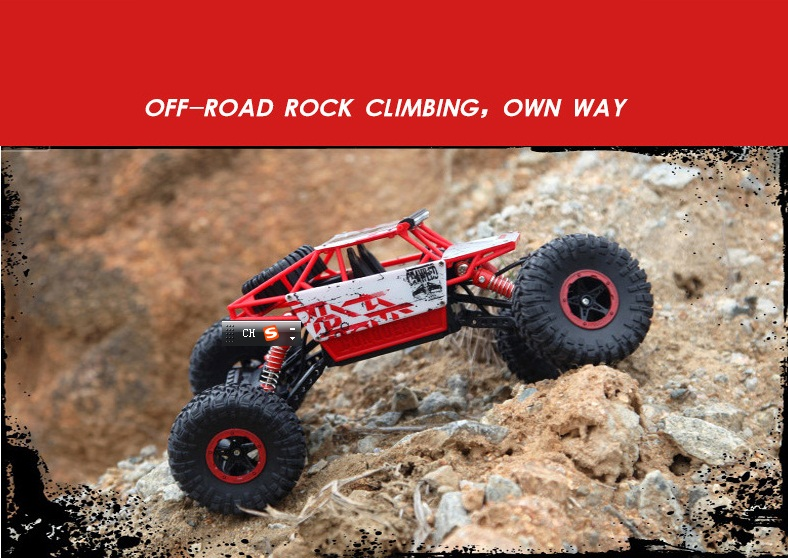 Ewellsold-RC-Car-4WD-Rock-Crawlers-4x4-Driving-Car-Double-Motors-Drive-Bigfoot-Car-Remote-Control-Model-Off-Road-Vehicle-Toy-3