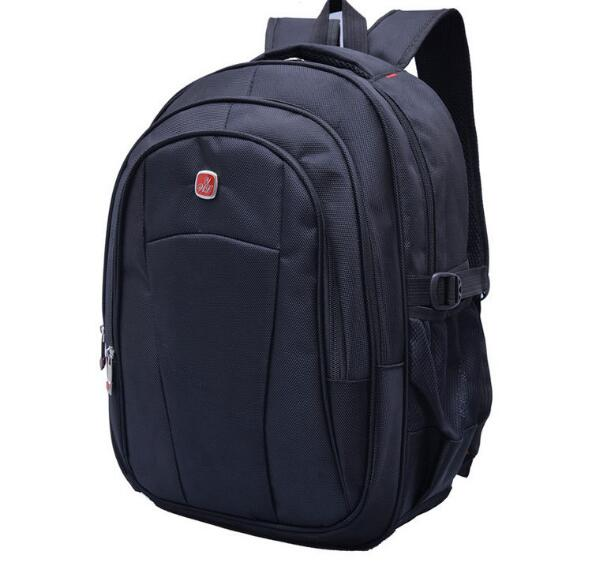 Men s student computer bag 15 inch travel backpack