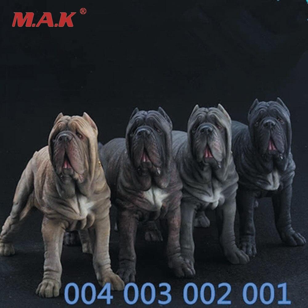 MR Z 1 6 Scale Simulation Animal Dog Model Newpoliston Tibetan Mastiff Classic Collection Toys For