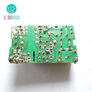 Image 4 - 2Pcs AC DC 24V 2A Switching Power Supply Circuit Board Module For Routing Modem Surveillance Cameras 2000MA  100 240V 50/60HZ
