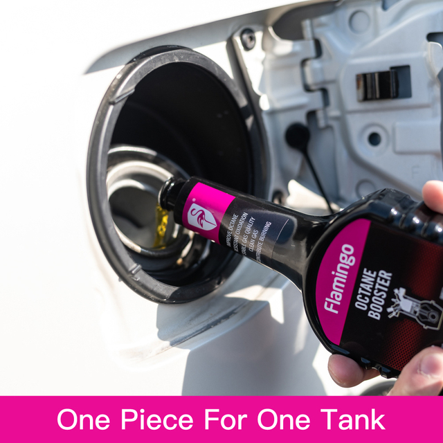 354ml Octane Booster Additive Improve Octane Stable Gas Quality Clean Gas Clean Gas Contribute Burning 9.88OZ