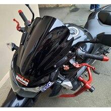 Уличный внедорожный мотоцикл велосипеды Рули лобовое стекло для 2001-2009 2012 Yamaha FZ1 FZ1N FZ6 S2 FZ8 FZ8N FZ 1, 6, 8 лет