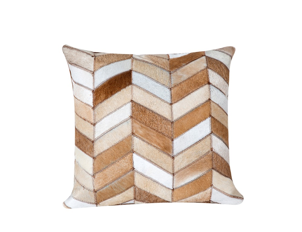 cowhide pillow25