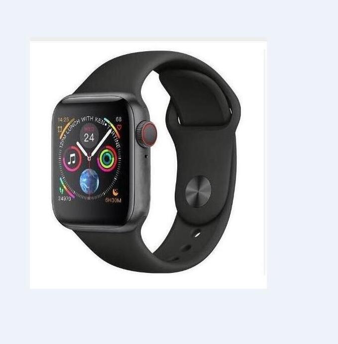 IWO 8 Смарт часы серии 4 44 мм чехол 1:1 Смарт часы монитор сердечного ритма Wisrtwatch bluetooth для Huawei Xiaomi Oppo iPhone 6 7 8