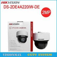 HIKVISION Outdoor CCTV PTZ PoE 2MP Camera DS-2DE4A220IW-DE CMOS IR P2P Wireless 20x optical zoom Surveillance IP Camera