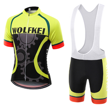 Jersey-And-Bib-Shorts Short-Sleeve Road-Bike-Kit Mtb Cycling Ciclismo Race-Ropa Summer