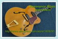 100% Gerçek Resimler G L5 Caz Hollow Elektrik Gitar Özel Gitar & Vücut Mevcut