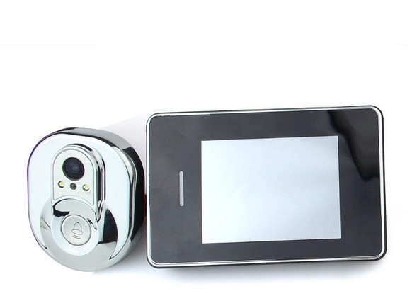 ФОТО Whole&Retail 2014 Hot Sale !!! HD 2.8 Inch Color  TFT Monitor Video Door Phone Anti-Theft Video Doorbell