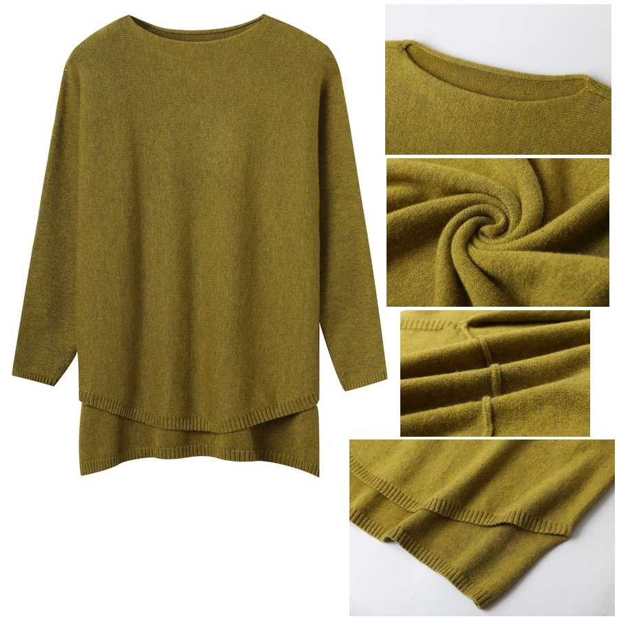 922ff3c6830 New Design Women Oversized Sweater Plus Size Knitted Loose Sweater Warm  Thick Long Sleeve Pullovers Female Tops Jumpers Winter