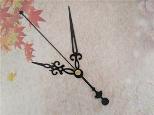 Image 5 - 50PCS מתכת שחור שעון ידיים עבור DIY שעון מנגנון ערכת DIY שלך קיר קוורץ שעון