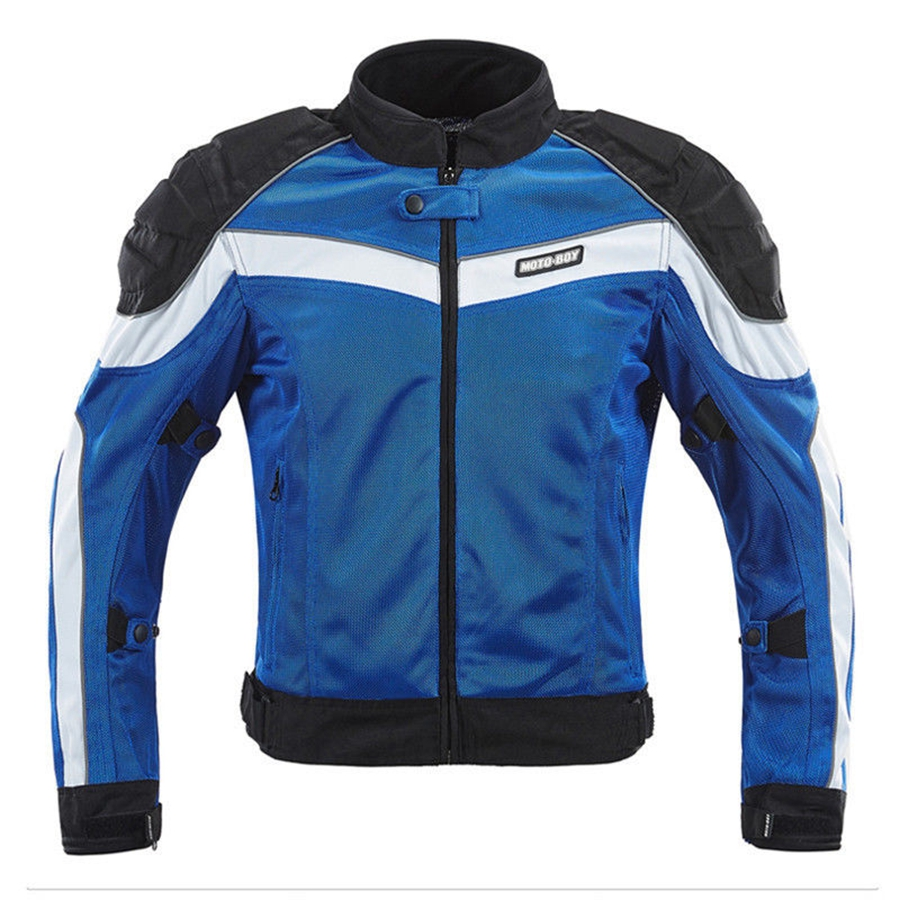 Free shipping 1pcs Men Outdoor Sports Equipment Men Summer Ventilation Racing Motorcycle Riding Jacket With 5pcs pads for yamaha motorcycle jacket cross country clothing motorcycle black jacket free shipping giving protection summer