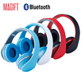 High Quality 3in1 Wireless Bluetooth Headphone with Built-in Microphone Support TF card for Sports Running Gaming Mobile Phone
