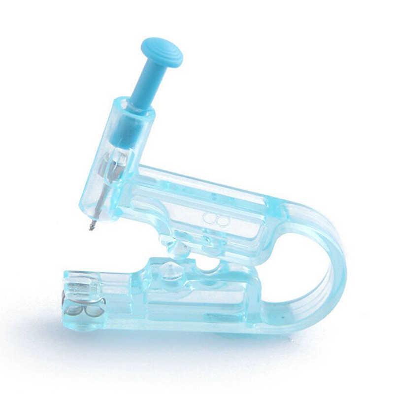 Mới Khỏe Mạnh An Toàn Asepsis Dùng Một Lần Mũi Tai Nhét Súng Piercer Công Cụ Thời Trang Cơ Thể Trang Sức Quà Tặng Phụ Kiện