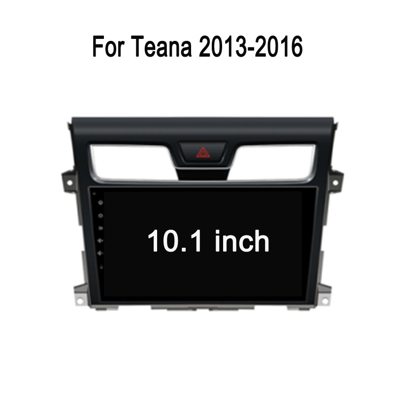 Octa Core Android 7.1 Fit NISSAN TEANA 2013 2014 2015 2016 - Car DVD Player Navigation GPS Radio