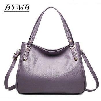 Euramerican fashion Handbags Women Messenger Bags 100% Genuine Leather Women Bags  Shoulder Crossbody Messenger Bag