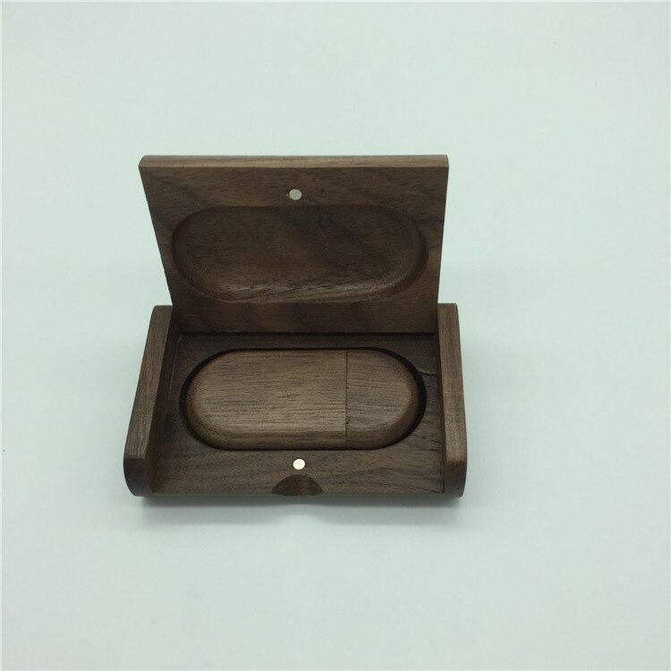 Cadeau de mariage Original en bois USB avec clé USB 8 Go 16 Go 32 - Stockage externe - Photo 2