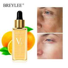 BREYLEE Vitamin C Serum Whitening Face Skin Care 40ml Dark Spots Repair Hyaluronic Acid Moisturizing Anti Aging Facial Essence #