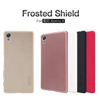 Nillkin Frosted Shield Brand Hard Back Case Cover For Sony Xperia X 5 0 Cell Phone