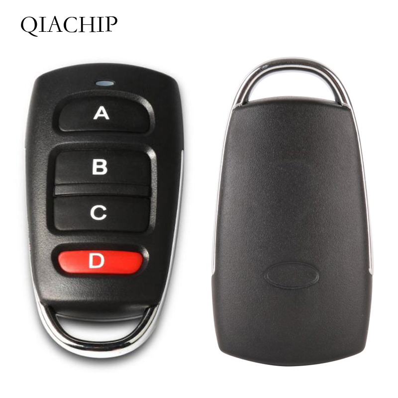 <font><b>Universal</b></font> Wireless 4 Buttons 433MHz RF Transmitter <font><b>Remote</b></font> Control For <font><b>Gate</b></font> Garage Door <font><b>Opener</b></font> Learning Code Key Fob DI image