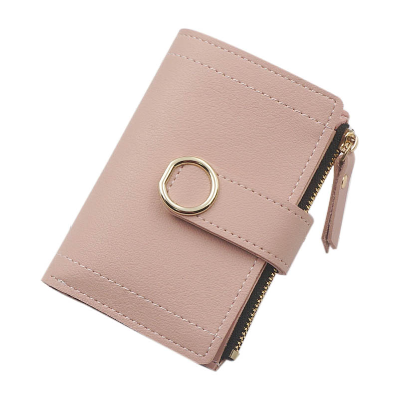 Women'S Fashion PU Wallet Women Card Holder WomenS Clutch Bag Women Wallet Wallet(China)