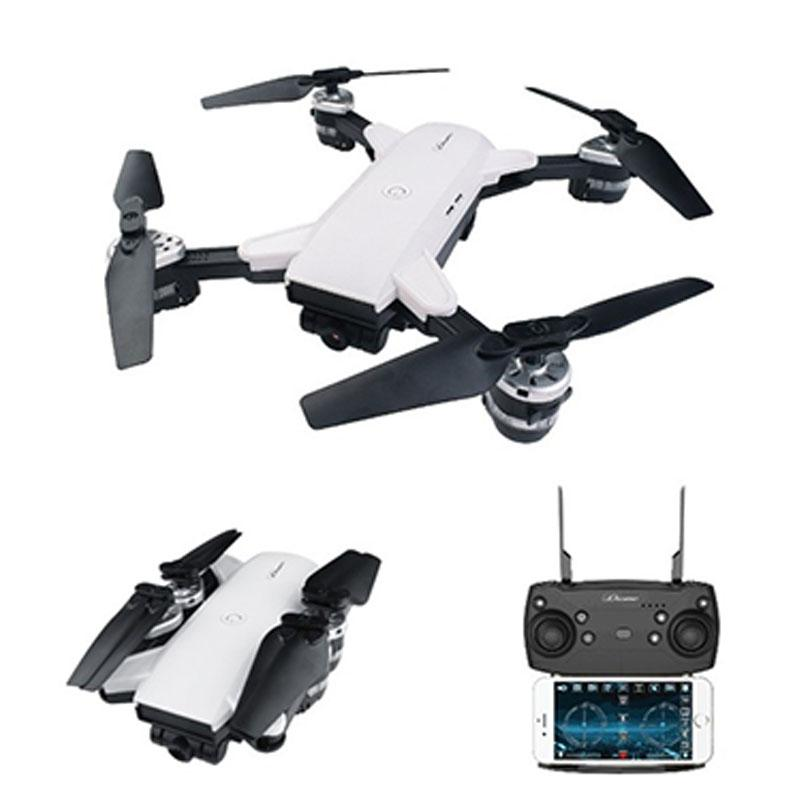 JDRC JD-20 YH-19 WIFI FPV with 2MP Wide Angle Camera High Hold Mode Foldable RC Quadcopter Drone VS Visuo XS809HW E58 D30 цена и фото