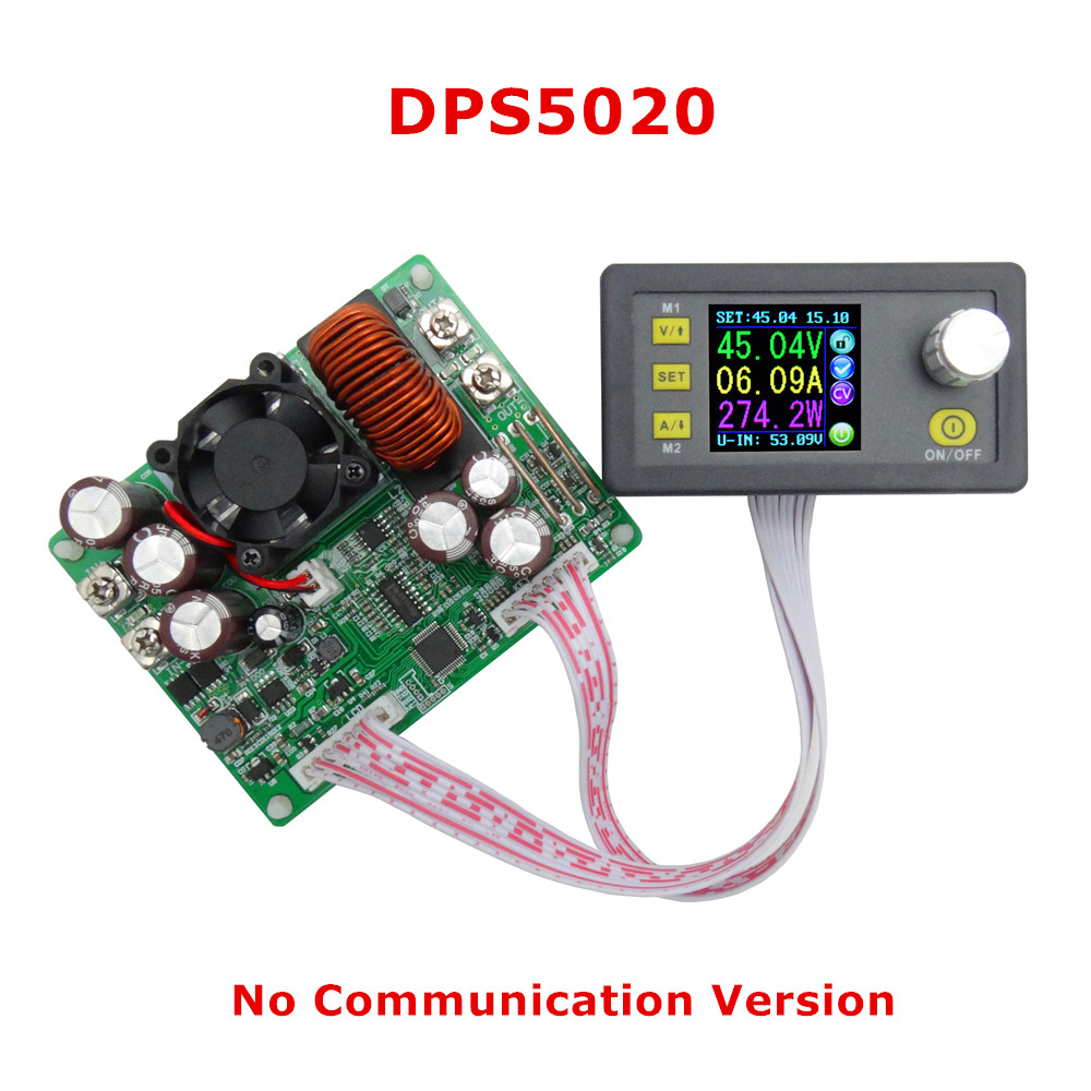 DPS5020 constant voltage current programmable control power supply module Step-down communication converter LCD voltmeter 20%off сопутствующие товары gehwol hammerzehen polster links 0 1 шт левая