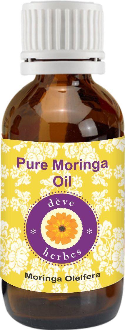 FRee Shipping Pure Moringa Oil (Moringa Oleifera) 100% Natural Therapeutic Grade 5ML