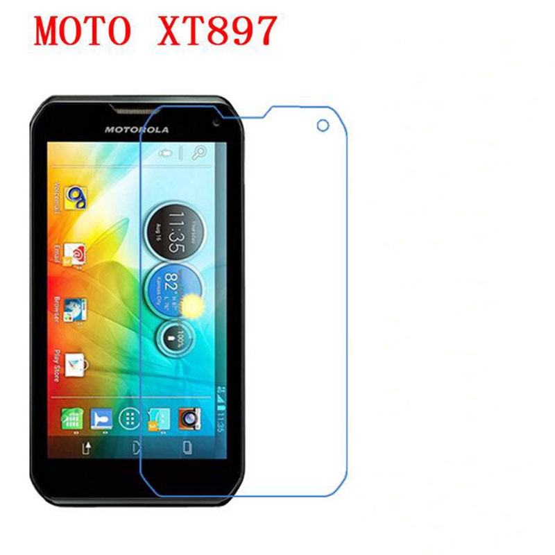 ZLYLXL Soft Explosion-proof Screen Protector phone film for Motorola Photon Q 4GLTE XT897
