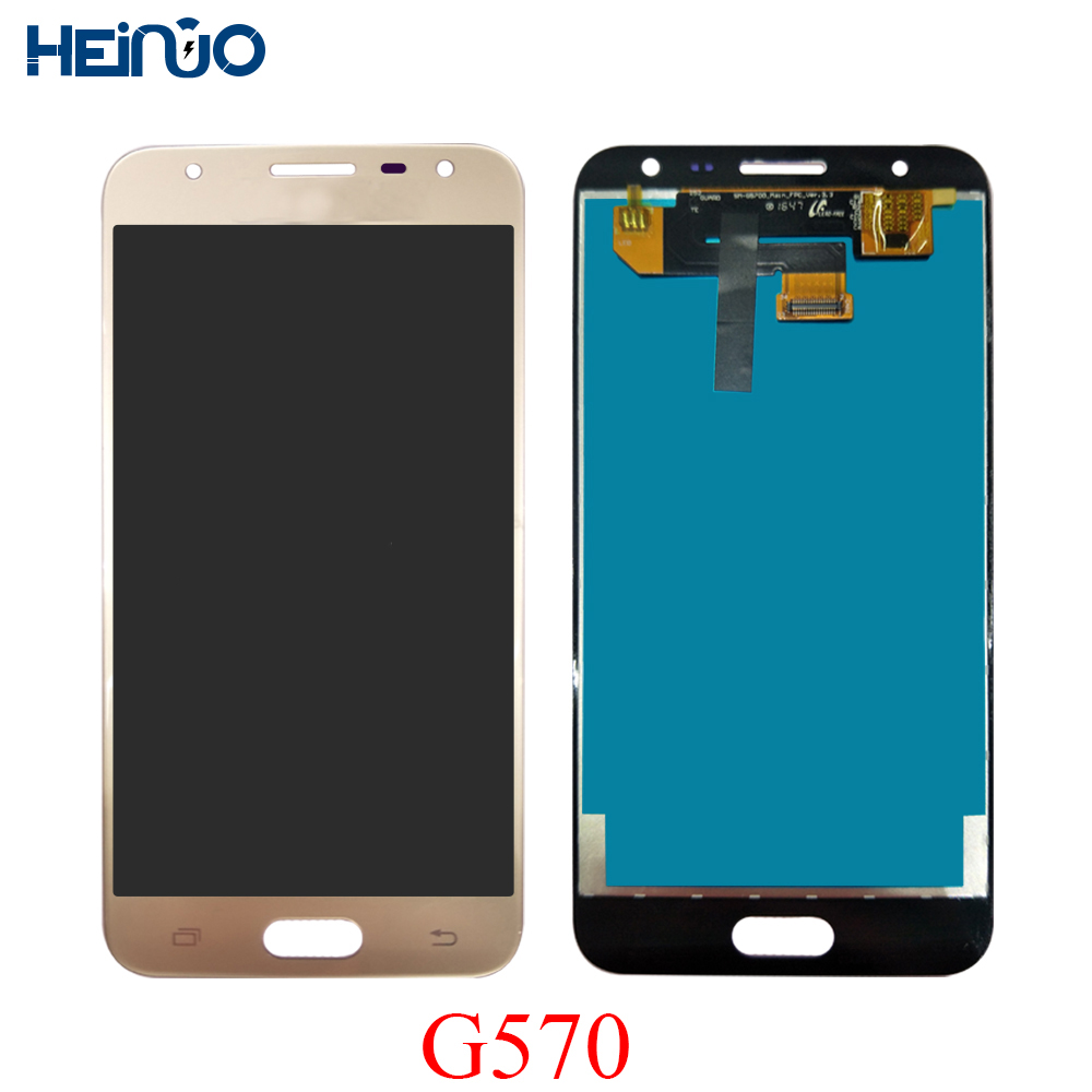 5.0 LCD For SAMSUNG GALAXY J5 Prime LCD SM-G570F G570 LCD Display Touch Screen Panel Ekran Digitizer Assembly Tela Replace Part5.0 LCD For SAMSUNG GALAXY J5 Prime LCD SM-G570F G570 LCD Display Touch Screen Panel Ekran Digitizer Assembly Tela Replace Part