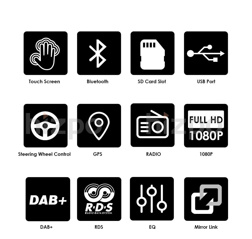 SD الخلفية GPS الرؤية